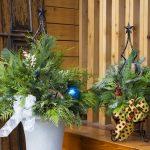 Custom Holiday Arrangement Orders