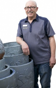 Peter – Pots & Statuary Manager
