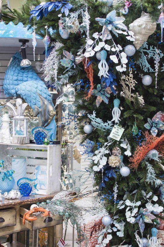Under The Sea Christmas Theme Salisbury Greenhouse