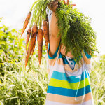 Edible Gardening with Kids
